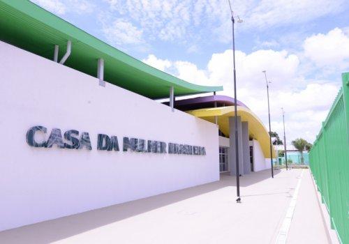 EM DOIS ANOS - Mais de 6.400 mulheres atendidas na Casa da Mulher Brasileira