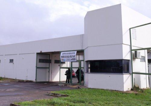 Setrabes suspende visita de famiiares a internos do CSE