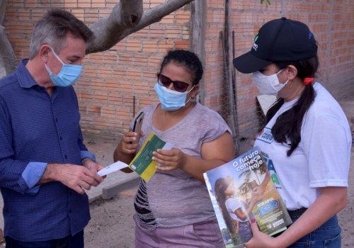 AUXÍLIO EMERGENCIAL - Cesta da Família reduz impacto da pandemia entre os mais pobres
